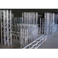 Outdoor Concert Stage Aluminum Box Truss Spigot Type Durable Heavy Loading for sale