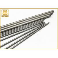 China Customize Tungsten Carbide Rod Blanks , Cemented Carbide Rods OEM Service wholesale