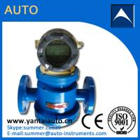 China Low cost oval gear flow meter used in crude oil  fuel oil made in China on sale