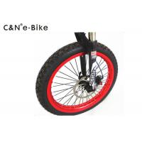 China Rock Shox Front Suspension Fork Electric Bike Accessories For Mountain Bike / Off Road Bike wholesale