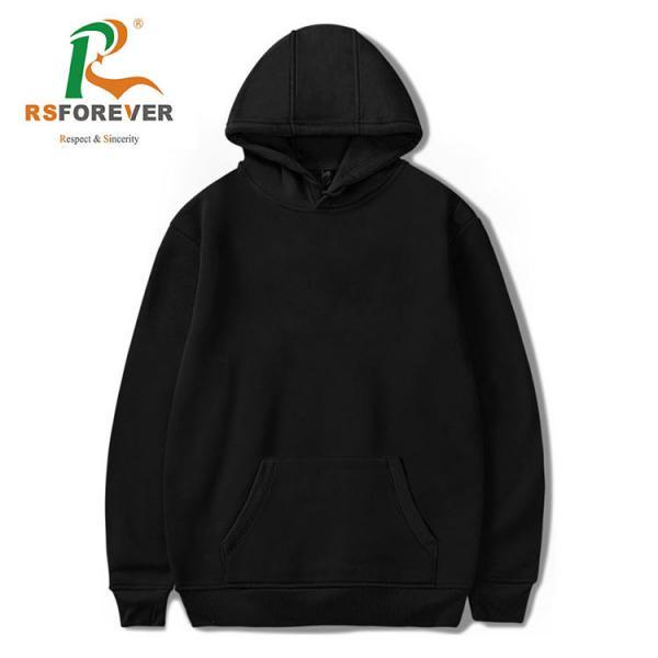 Quality 100% cotton hoodies sweatshirts custom printing oversized hoodie for sale