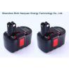 China Batteries CD 24v 1.5Ah 1500mAh de machine-outil de Ni Bosch de support rechargeables wholesale