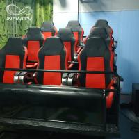 China Interactive Full Motion Cinema Seat / 7D 8D Game Machine Home Theater wholesale