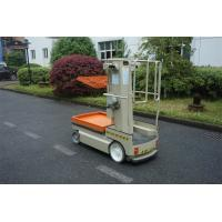 Buy cheap Premium Quality Durable Vertical Mast Self Propelled Aerial Man Lift Electric from wholesalers