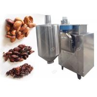 China Professional Nuts Roasting Machine / Stainless Steel Cacao Peeler Winnower wholesale