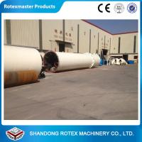 China CE ISO Approved Rotary Drum Dryer Wood Chips Drying Machine ForWood Shavings wholesale