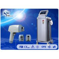 """China 0.5Hz - 10Hz Diode Laser Hair Removal Machine 808nm , 8.4"""" True Color LCD Touch Screen wholesale"""