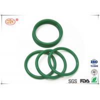 China FKM Food Grade Orings Waterproof , Industrial O Ring Excellent Chemical Resistance wholesale