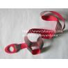 China Camping Water Bottle Holder Lanyard With Reflective Ribbon wholesale