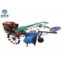 China Disc Plow Walk Behind Tractor Agriculture Farm Machinery With Lighting Fixture wholesale