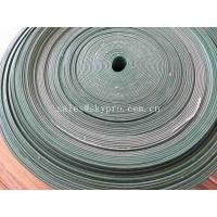 China Light Duty Waterproof Rubber Conveyor Belt With Corrugated Sidewall FDA Standards on sale