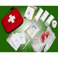 China First Aid Kit for hospital use , camp, travel, workplace, home, car, promotional gift with ISO,CE,FDA  K002 wholesale