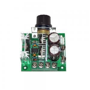 China 2V24V30V40V Pulse Width Modulator PWM DC Motor Speed Control Switch Speed Governor wholesale