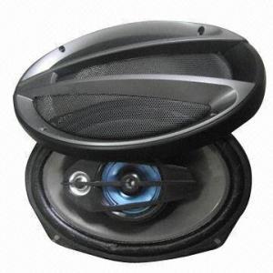 China 6- x 9-inch 3-way Car Speaker, 200W Power wholesale