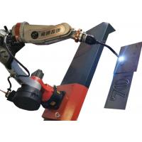 China Payload 10kg Industrial Welding Robot Easily Handle a Laser Tracking Sensor. wholesale