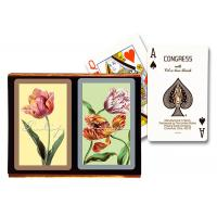 China Plastic Congress Marked Playing Cards Decks Invisible Ink Processed Playing Cards wholesale