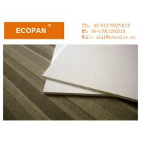 China 12mm Thickness Painting Laminated Suspended Ceiling Tiles , Mobile Home Ceiling Panels wholesale