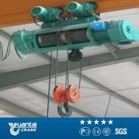 China YT easy to operate CD1 Single-speed Wire Rope Electric Hoist 0.25 ton to 32 ton on sale