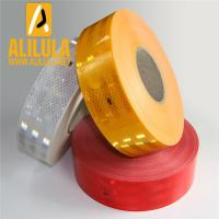 China High reflection 3m diamond grade safety conspicuity reflective tape for vehicle,truck and on sale