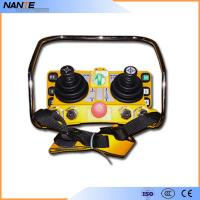 Buy cheap New Series Technology F24-60+ development 5 levels Telecrane Double Joystick remote control from wholesalers