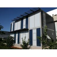 Modern Modular House Container - Galvanized Steel Structure, Flat Pack