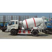 China China Supplier Dongfeng concrete mixer truck,6cbm concrete truck mixer wholesale