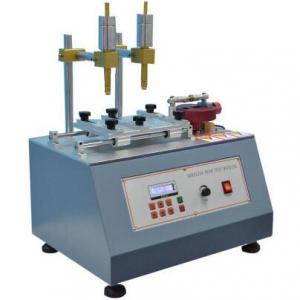 China High Quality Digital Electronic Alcohol Abrasion Tester , Alcohol Abrasion Testing Equipment wholesale