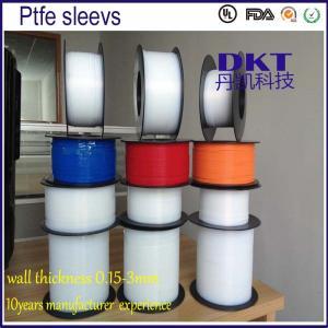 China teflon sleeve  from DANKAI FACTORY wholesale