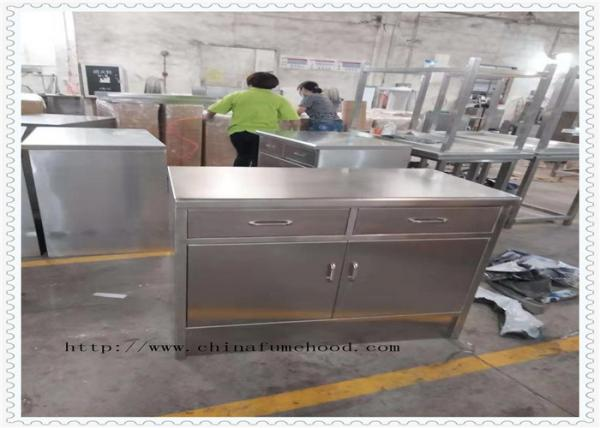 Quality Black Technology Stainless Steel Laboratory Furniture Equipments For Hospital for sale
