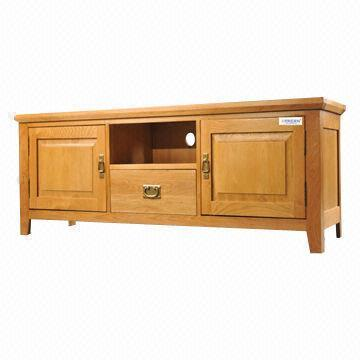 Quality Oak TV Stand for sale