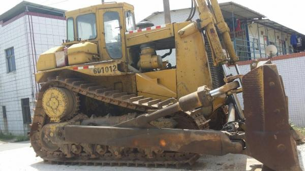 Quality Used CAT D9L Bulldozer Original USA CATERPILLAR  CRAWLER TRACTOR FOR SALE for sale