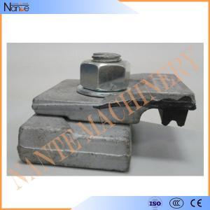 China Gantrex Railok W10 Crane Rail Clamps For Cranes P50 Crane Rail Accessories wholesale