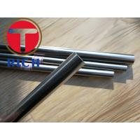 China ASTM A269 4*0.5 Cr-Mo Alloy Austenitic Seamless Stainless Steel Tube Hydraulic Pipe on sale