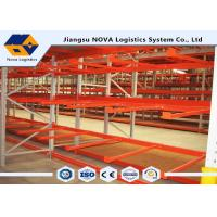 China Corrosion Protection Industrial Pallet Warehouse Racking Powder Coating Surface Treatment on sale