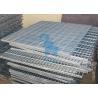 China Plat soudé de grilles de drain de fossé d'acier inoxydable, couvertures de gril de drain pour le plancher wholesale