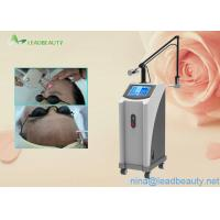 China 100% USA Coherent RF Tube Lightweight Fractional Laser Machine 1 - 100 Ms Pulse Width wholesale