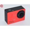 China Novatek 96660 170 Degree 4k Sports Action Camera WIFI 16m High Definition wholesale