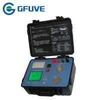 China Contact Resistance Electrical Test Equipment Micro Ohm Meter Tester With Printer wholesale