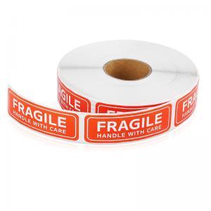China Custom Self Adhesive Stickers , Eco Friendly Self Adhesive Round Labels wholesale