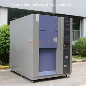 China Chambres économiseuses d'énergie d'essai de choc thermique avec le criblage de stress environnemental wholesale