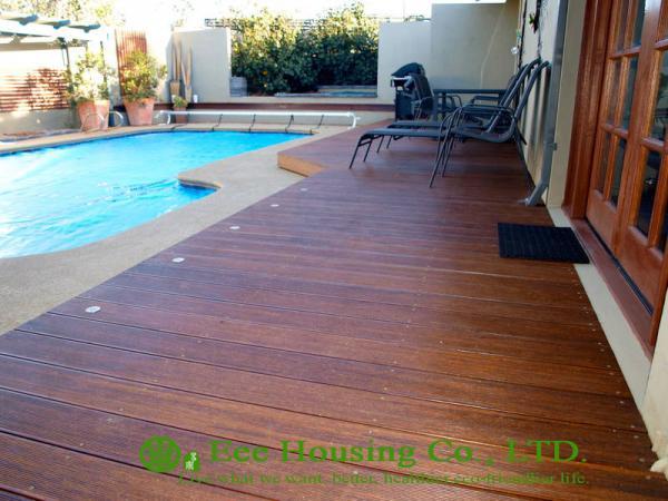 Eco Friendly Waterproof Wooden Flooring Images