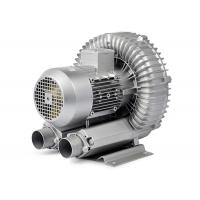 China Side Channel Ring Air Blower High Pressure Single Stage Three Phase Type on sale