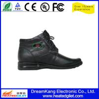 China Electrically heated shoe electronic warm shoes on sale