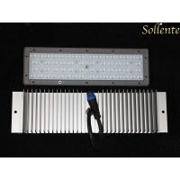 China Street Light 3030 SMD LED Module 155*80 Degree With 56W Heat Sink wholesale