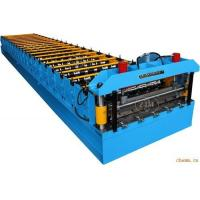 China good price high frequency automatic metal roof sheet corrugation machine wholesale