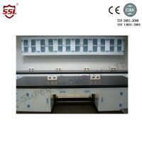China Ploypropylene Anti-Acid Corrosive Storage Cabinet Wall Bench Laboratory Table Work Bench wholesale