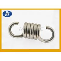 China Universal Helical Torsion Spring / Stainless Steel Extension Springs With Hook wholesale