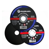 Buy cheap Grassland OEM Cutting Disk Inox 5 inch 125*1.2*22 for metal from wholesalers