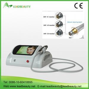 China Best salon beauty equipment! RF Fractional Micro needle machine wholesale