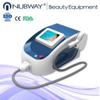 China Pain Free Portable Diode Laser Hair Removal Machine For Face / Arms / Chest China wholesale